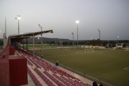 Haupttribüne Centenary Stadium