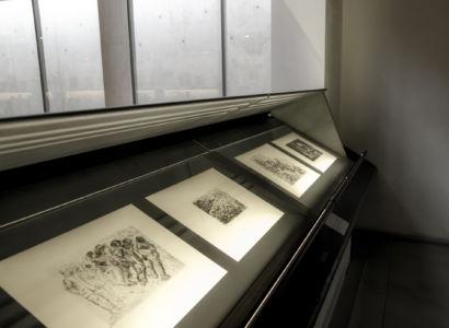 Ausstellung der Otto Dix Radierungen
