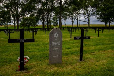 Jüdisches Grab von Sally Bahr