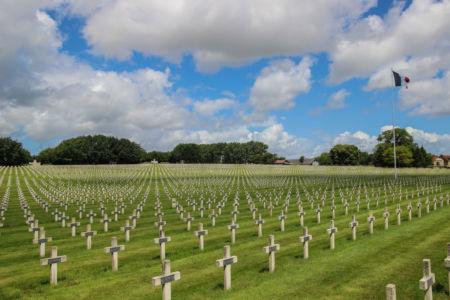 Friedhof La Targette