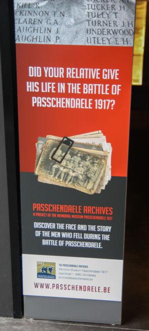 Werbung Passendale Archiv