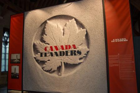 Sonderausstellung Kanada
