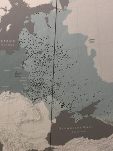 """Ausstellungsbesuch: """"Massenerschießungen. Der Holocaust zwischen Ostsee und Schwarzem Meer 1941 – 1944"""""""